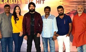 'KGF' Success Meet