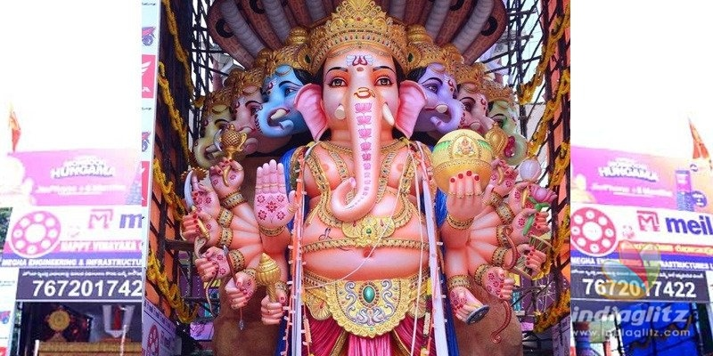 Khairatabad Ganesh idol to be just one foot tall this year!