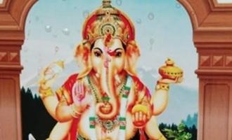 ధన్వంతరి నారాయణ మహా గణపతిగా ఖైరతాబాద్ వినాయకుడు..