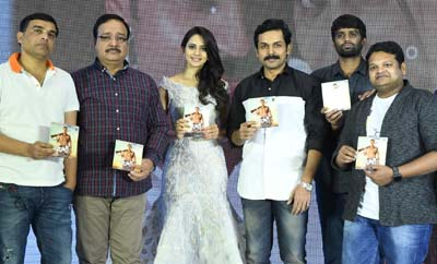 'Khakee' Audio Released