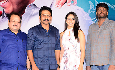 'Khakee' Success Meet