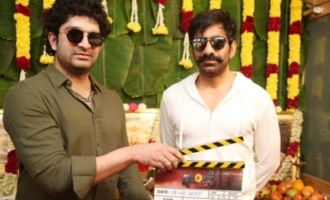 'Khiladi' Movie Launch