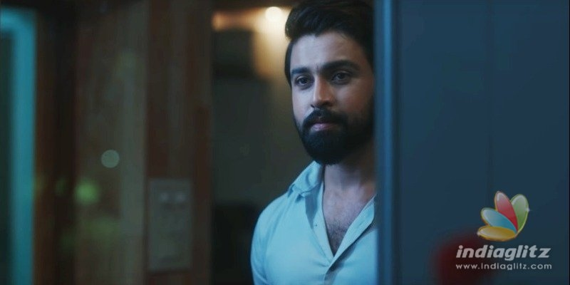 Kinnerasani Teaser: Mega hero Kalyaan Dhev in a mystery thriller