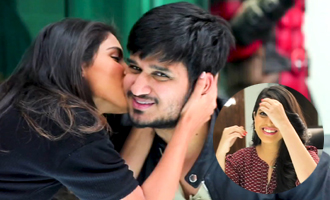 Samyuktha Hegde Kisses Nikhil (Interview)