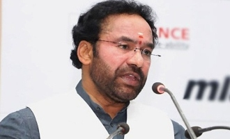 Theatres will open on same day all over Nation says Kishan Reddy