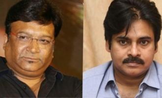 Kona Venkat blames media for gap with Pawan Kalyan