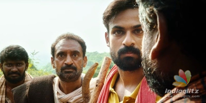 Konda Polam Trailer: Of adventure, action and determination