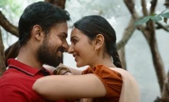 Panja Vaishnav Tej Konda Polam trailer released