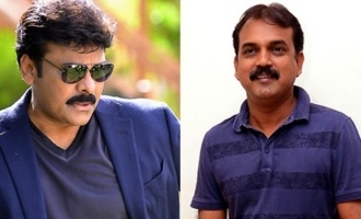 Breaking! Makers open up on Chiranjeevi-Koratala project