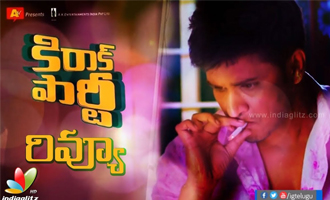 'Kirrak Party' Telugu Movie Review