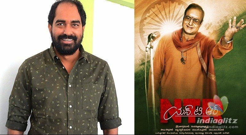 Thats the NTR you will see in my biopic: Krish