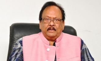 Krishnam Raju clarifies about health rumours