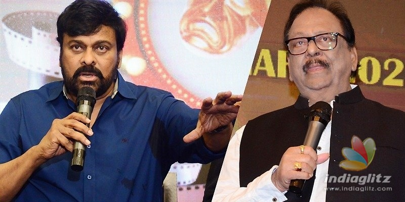 Chiranjeevi is angry, Krishnam Raju assures punishment