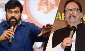 Chiranjeevi is angry, Krishnam Raju assures punishment