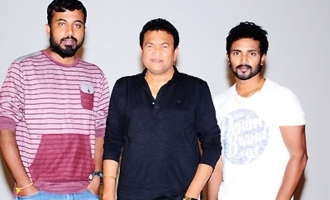 'Krishna Rao Supermarket' Press Meet