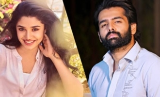 'Uppena' cutie Krithi Shetty it is for Ram Pothineni's bilingual