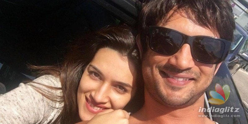 Kriti Sanon to Sushant: Your brilliant mind was your worst enemy