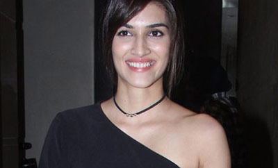 Kriti Sanon Wants to Break Gender-Lines