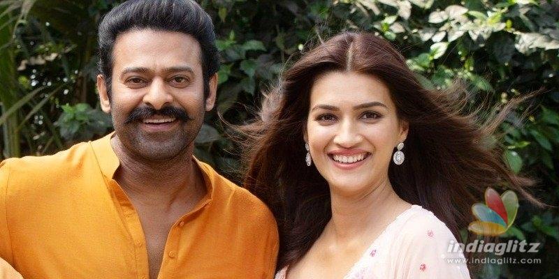 Kriti Sanon opens up about Prabhas