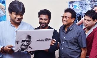 Harish Shankar Launched By 'Krishna Rao Supermarket' Song