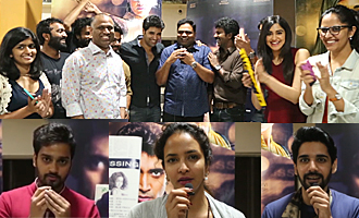 Celebrities Speak on 'Kshanam'