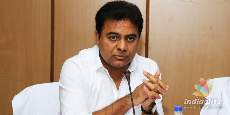 KTR assures Telugu students in Kashmir