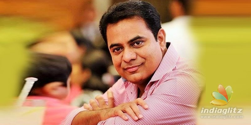 I hope your wife is not there on Twitter: KTR