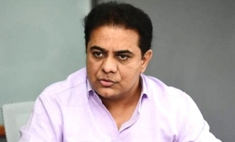 Please don't lay off employees: KTR to IT sector