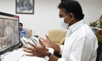 Covid-19: Telangana is poised well in three areas, feels KTR