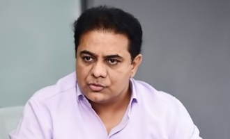 KTR makes Hyderabadis proud by bragging about biryani