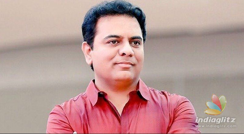 Flash Survey row: KTR reveals WhatsApp message of Lagadapati