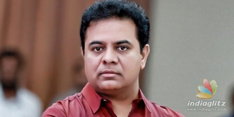 Thats why private hospitals are charging more for vaccine: KTR