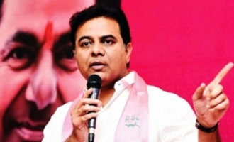 Ready to be imprisoned by police in Delhi: KTR