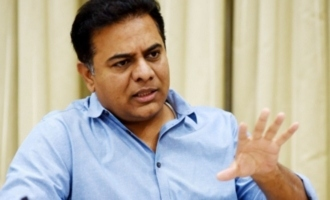KTR comments on TS-bPASS and Ram Mandir