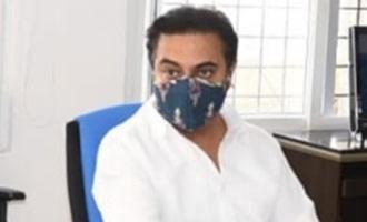 తెలంగాణలో కరోనా నియంత్రణలోనే ఉంది: కేటీఆర్