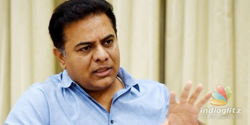 KTR replies to RRR makers on burning issues