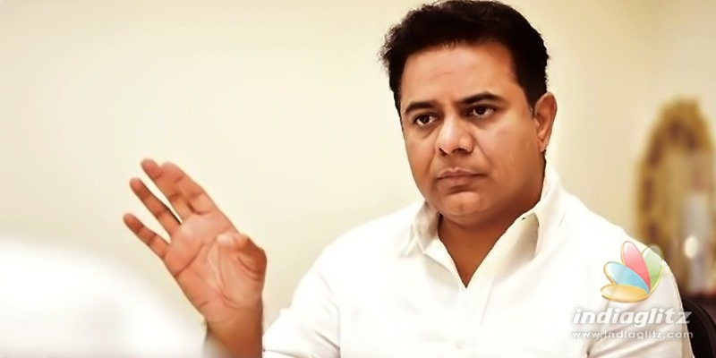No permission to mine Nallamala forest: KTR