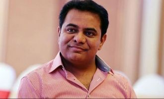 KTR enjoys clean entertainer