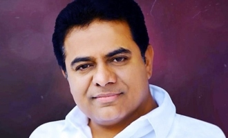 KTR can't get over 'Samajavaragamana' during foreign trip!