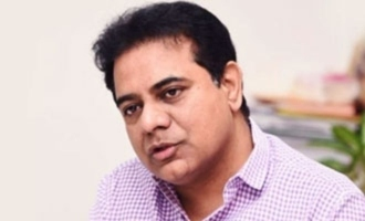 KTR questions Centre on new vaccine policy, BJP counters
