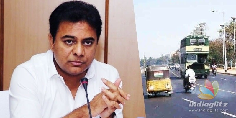 KTR asks Transport Minister to see if double-decker bus can be reintroduced