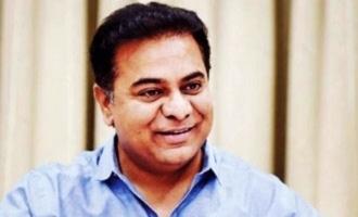 KTR lauds creators of Durgam Cheruvu cable-stay bridge