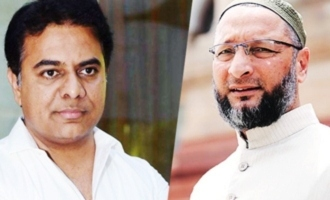 KTR, Owaisi condemn post against Prophet Muhammad
