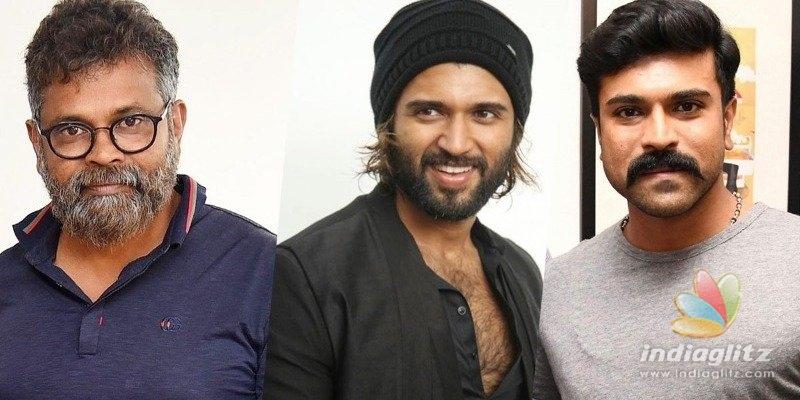 Sukumar snubs Vijay Deverakonda for Ram Charan?