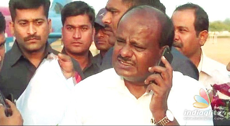 kill him mercilessly orders karnataka cm in phone call