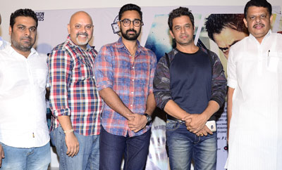 'Kurukshetram' Trailer Launch