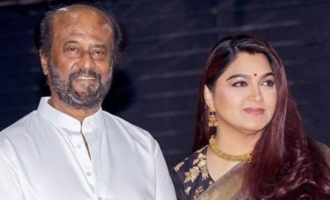 Khushbu Sundar requests Rajinikanth to do only what his health permits