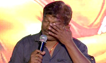 Krishna Vamsi's Emotional Speech