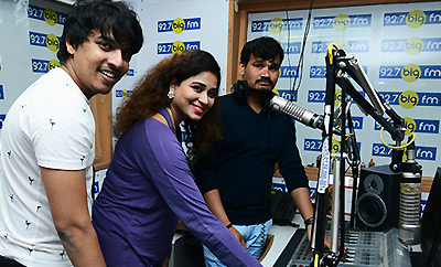 'Lachhi' 3rd Song Launch @ BIG FM