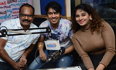Lachhi 2nd Song Launch @ Radio City